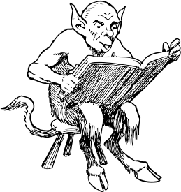 demon_reading_Stewart_Orr